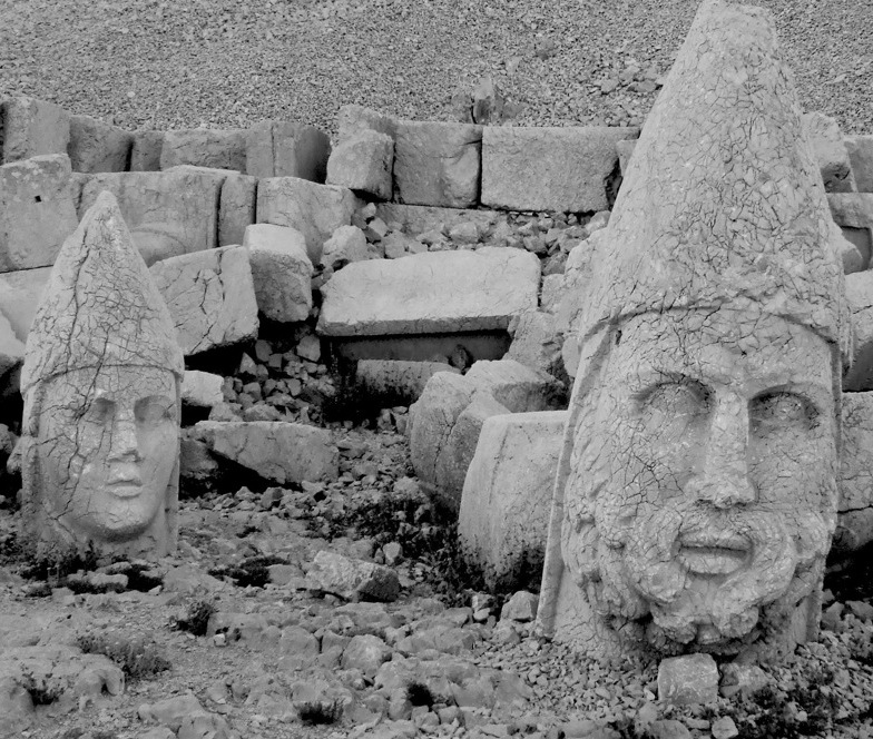 Mt Nemrut Heads