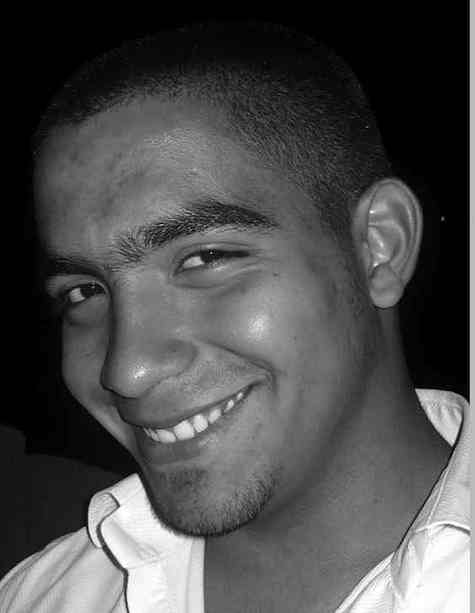 Handsome Dominican man