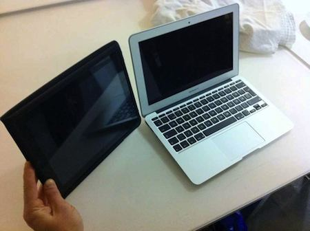 """iPad2 and MB Air 11"""""""