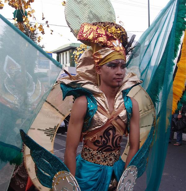 Yogyakarta Parade Participant