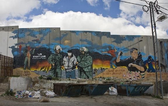 Jerusalem Separation Wall