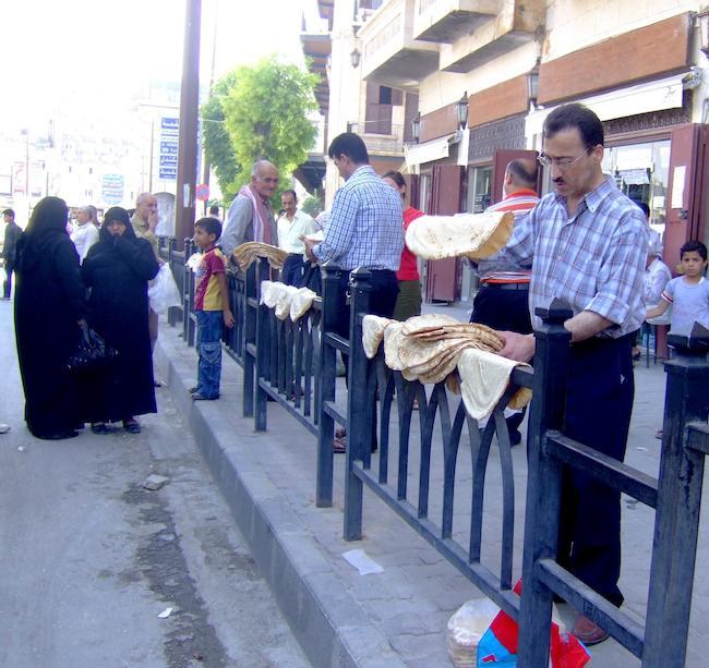 Street Scene, Aleppo