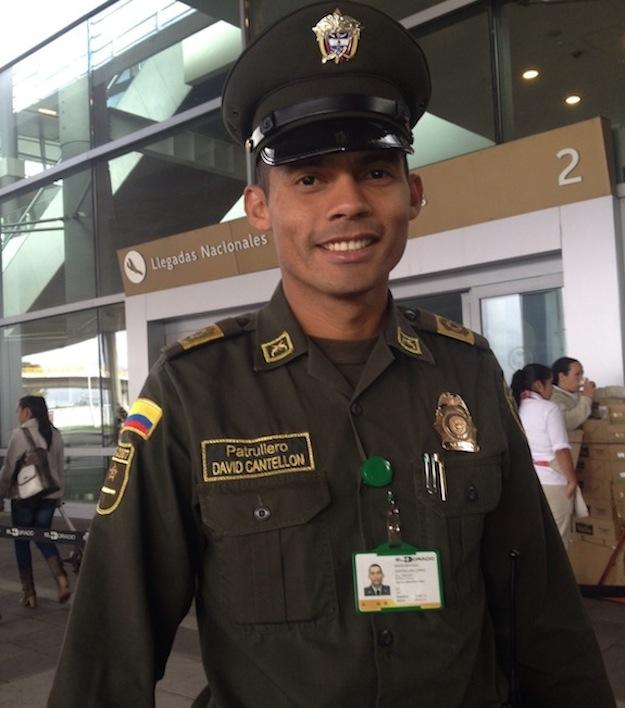 Officer David