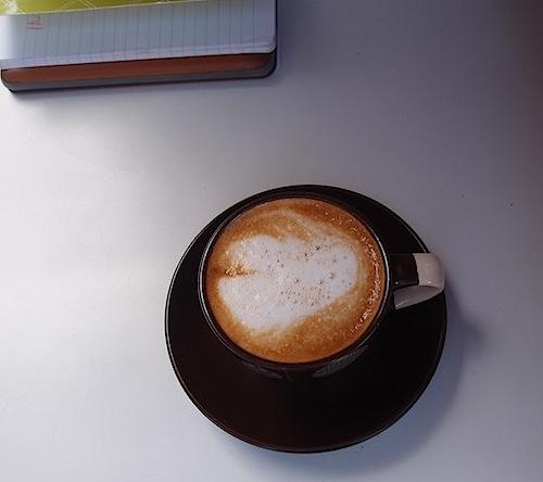 cappuccino in Salento