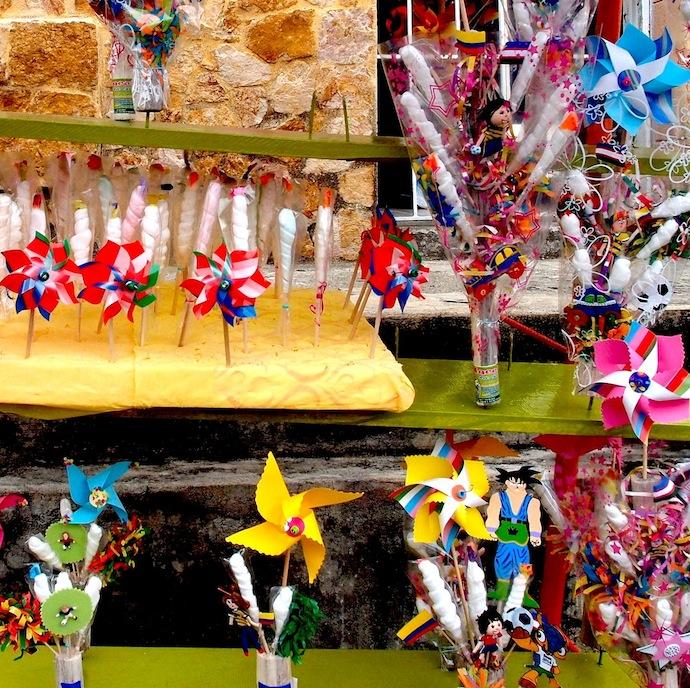 Maceta Festival sweets